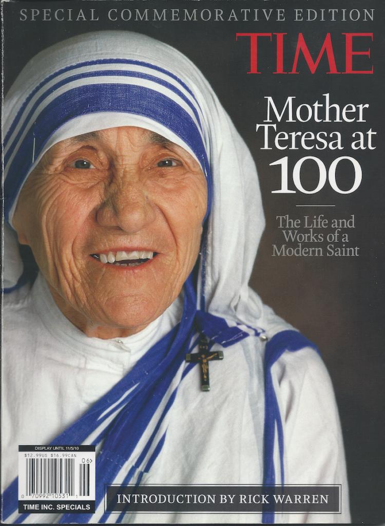 Wer War Mutter Teresa